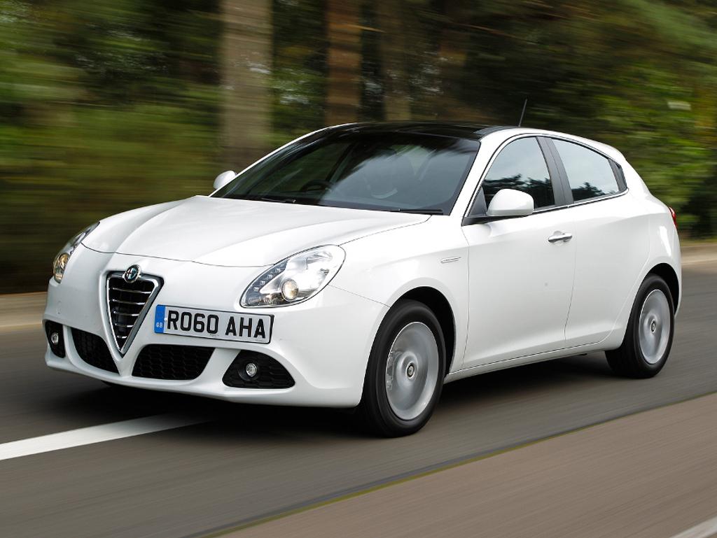 Каталог современных автомобилей по версии TopGear — Alfa
