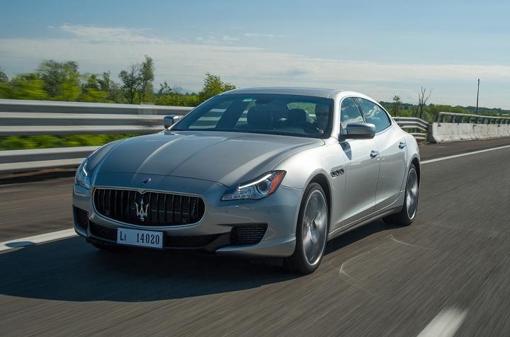Maserati-Quatrroporte