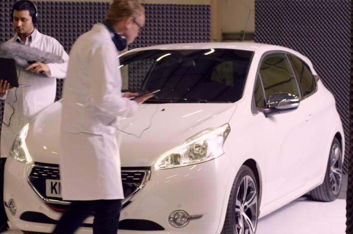 Peugeot Audio