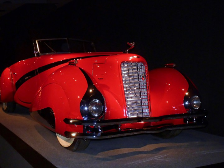 Cadillac 1937 Hartmann Cabriolet