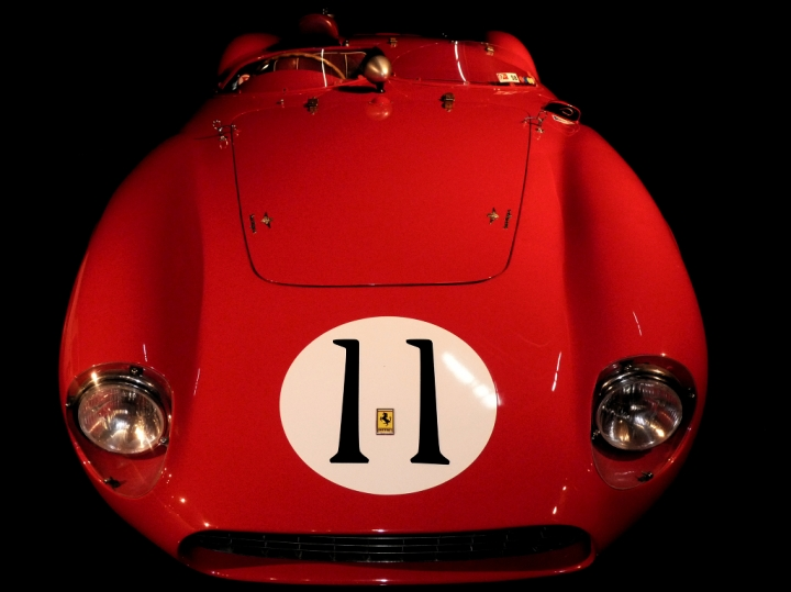 Ferrari 1956 Le Mans Touring