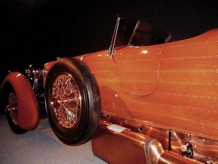 Hispano Suiza 1924 Tulipwood Torpedo
