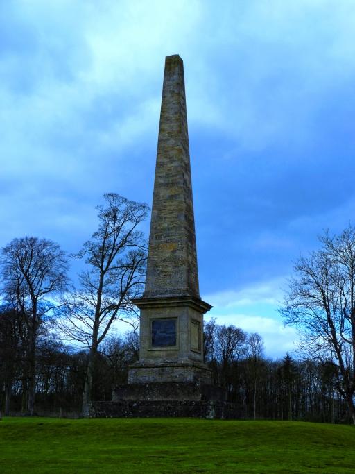 Newton Monument