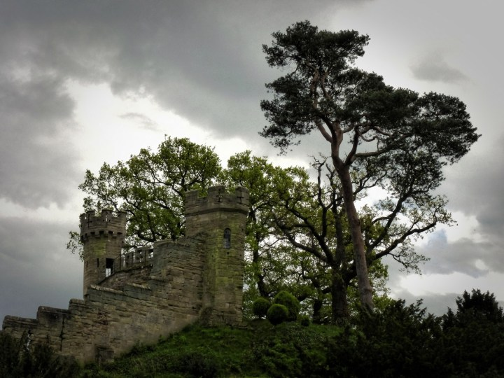 Warwick Castle - Tower