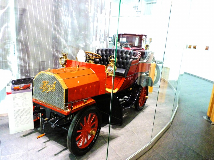 1903 - Horch 10-12PS