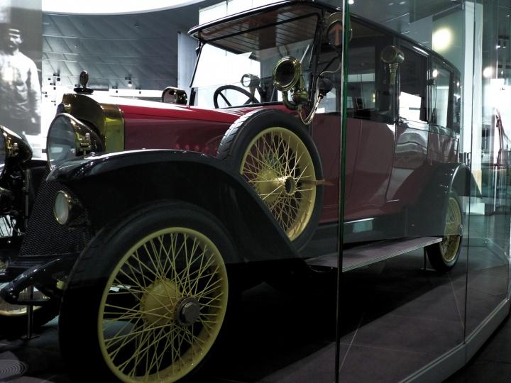 1913 - Audi 14-35PS