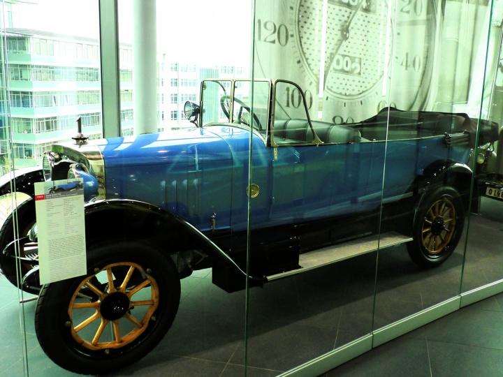 1923 - Audi 8-22PS