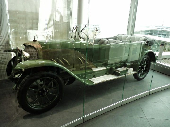 1923 - Horch 10-35PS