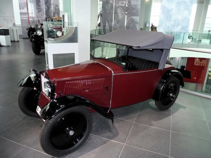 1931 - DKW F1