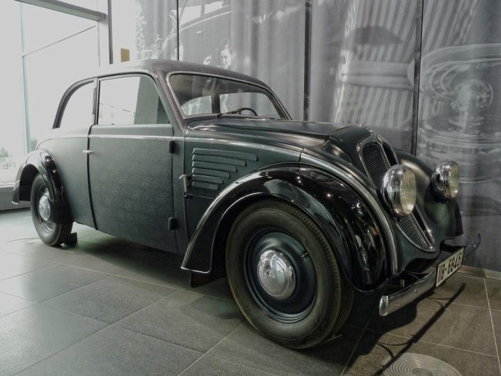 1936 - DKW Schweberklasse