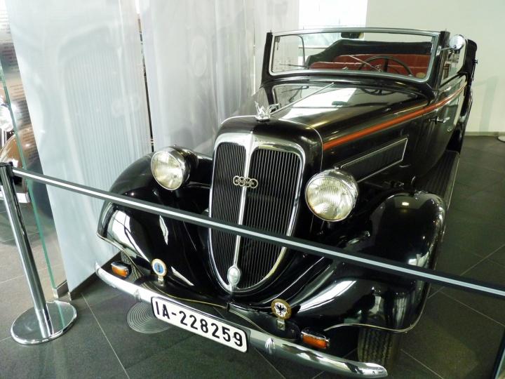 1936 - Wanderer W40