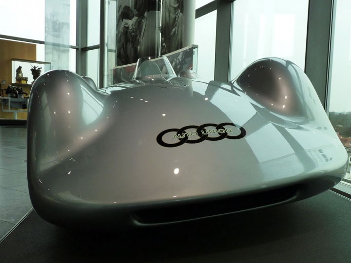 1937 - Auto Union Typ C