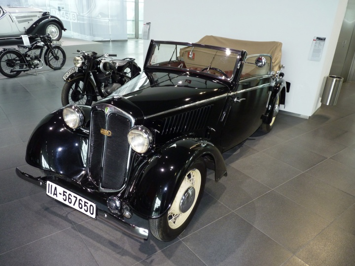 1937 - DKW F5
