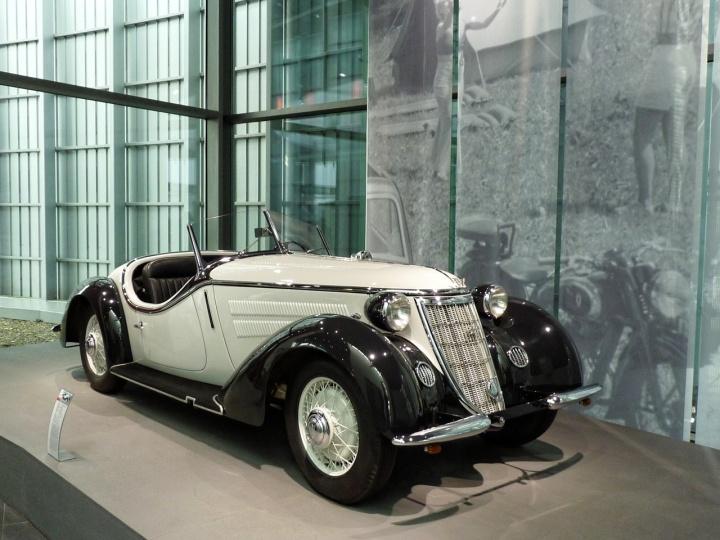 1938 - Wanderer W25K