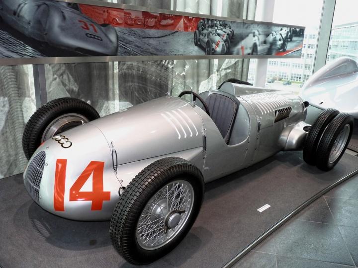 1939 - Auto Union Typ CD