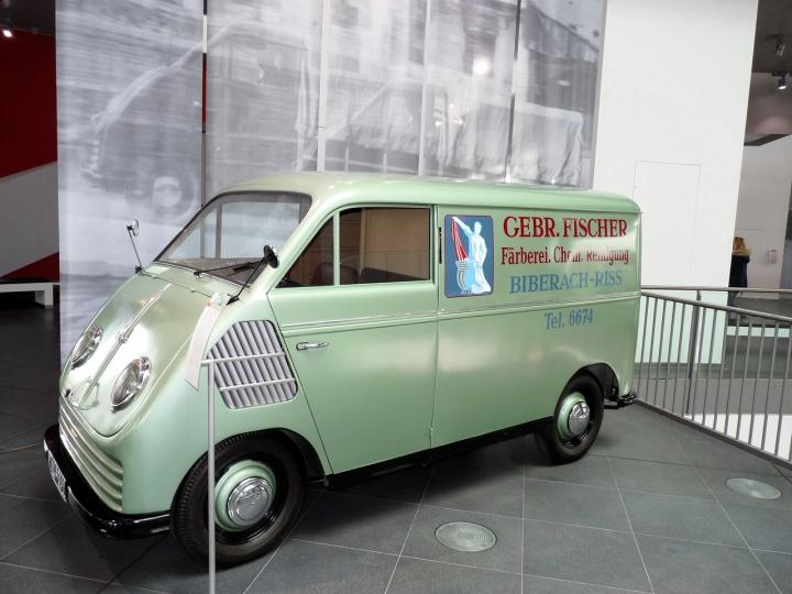 1950 - DKW Schnellaster