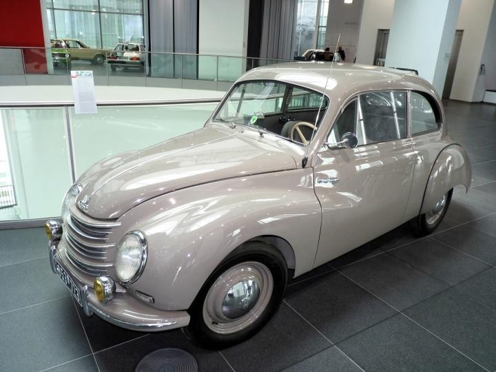 1951 - DKW Meisterklasse F89P
