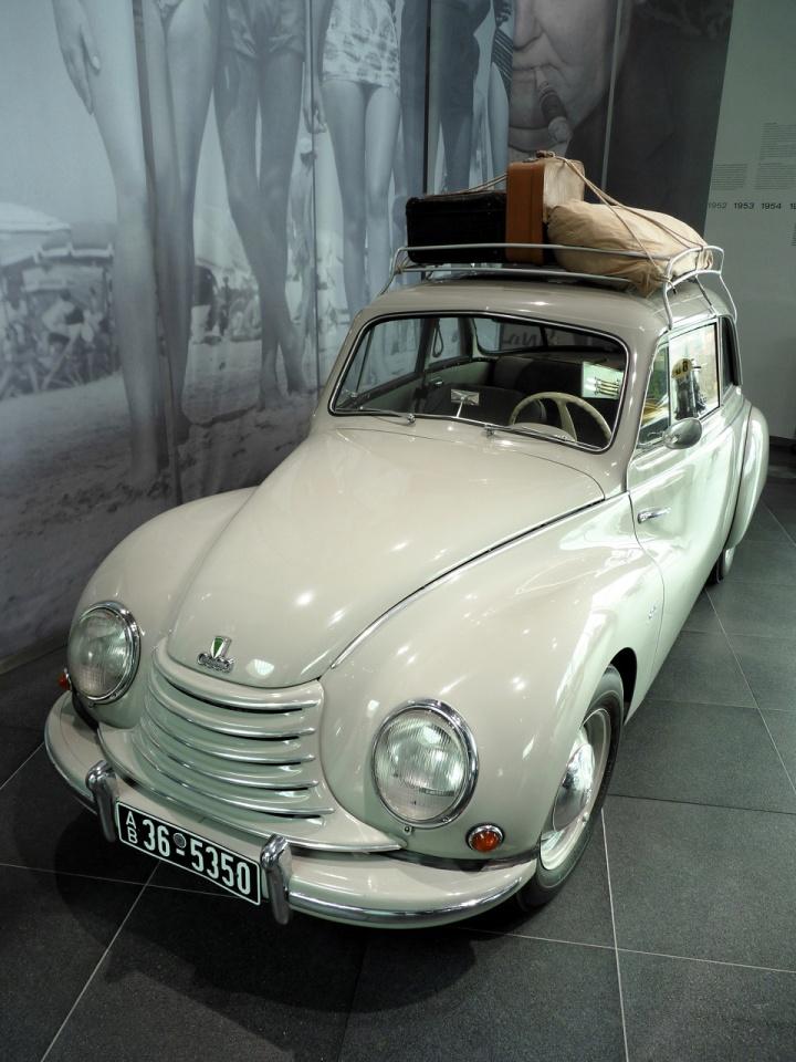 1955 - DKW 36 F91