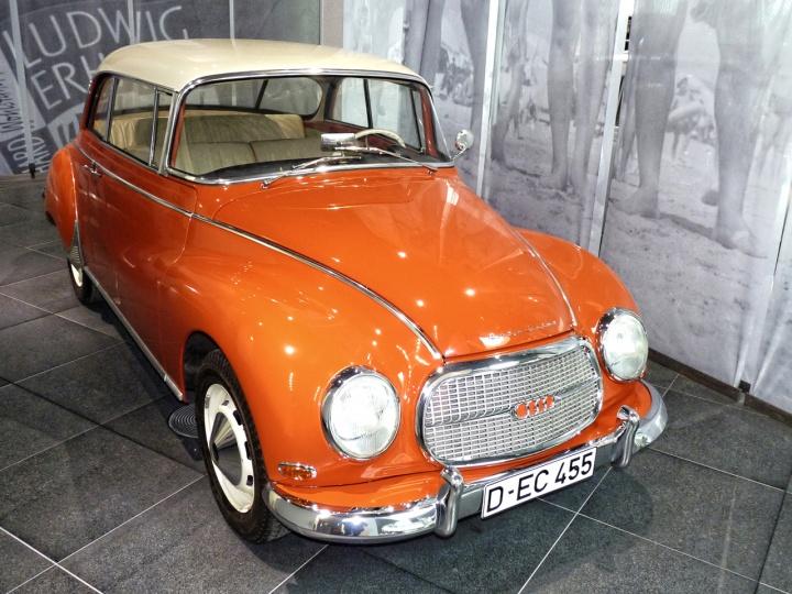 1961 - Auto Union 1000 S