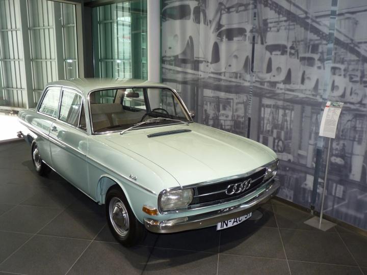 1965 - Audi 72