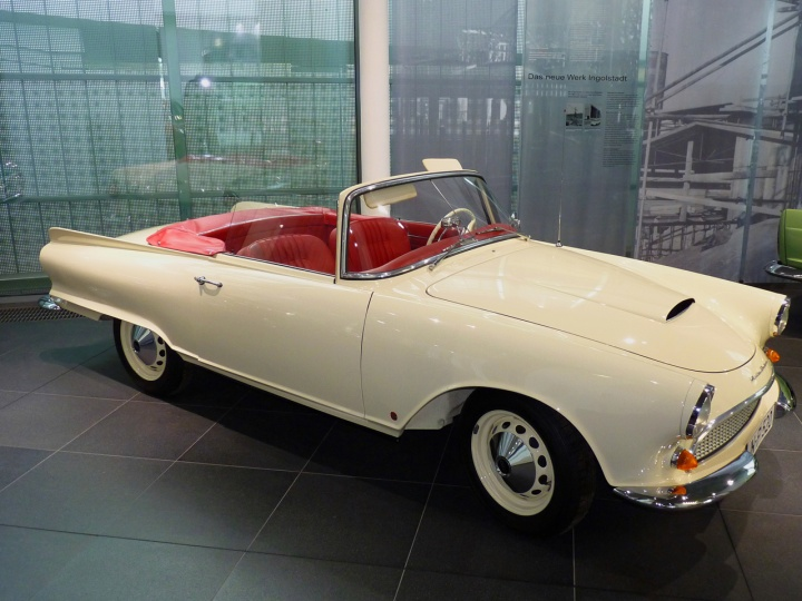 1965 - Auto Union 1000 sp