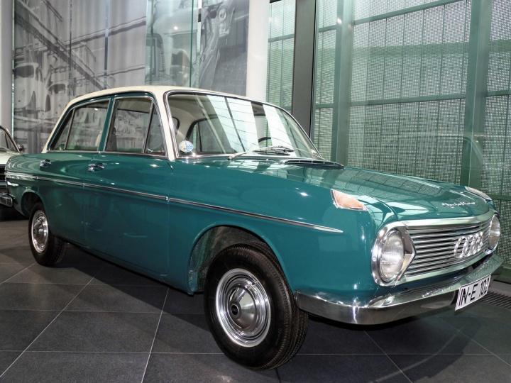 1965 - DKW F102