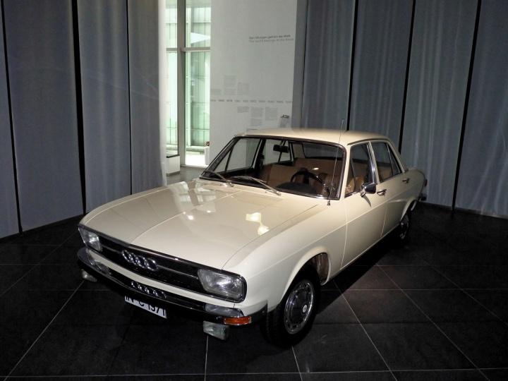 1969 - Audi 100