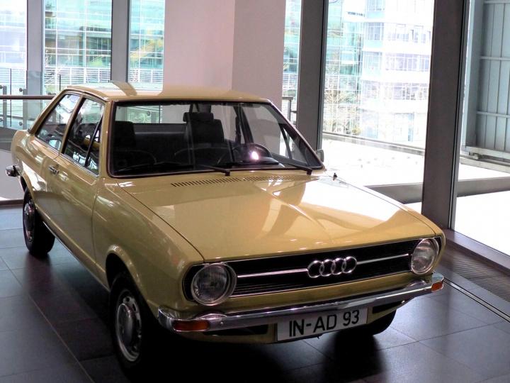 1974 - Audi 80