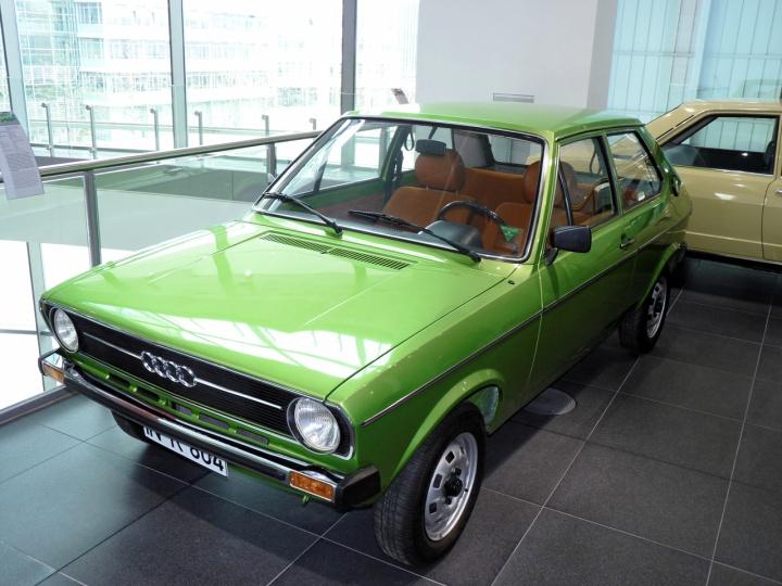 1977 - Audi 50LS