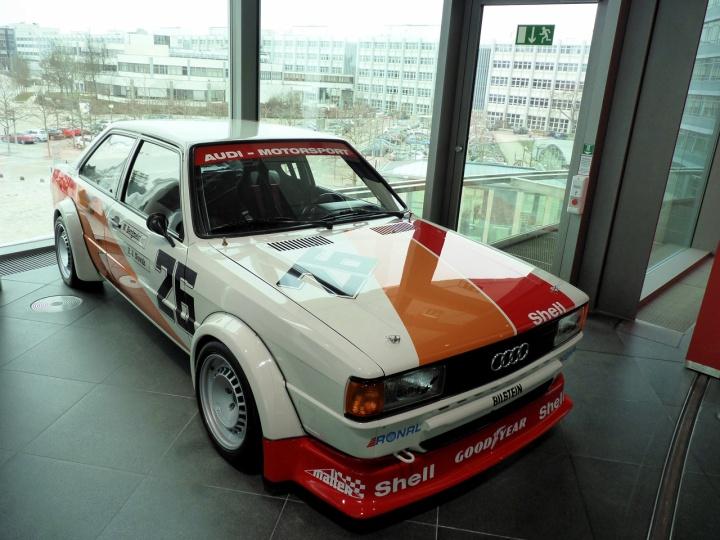 1980 - Audi 80 Europameister