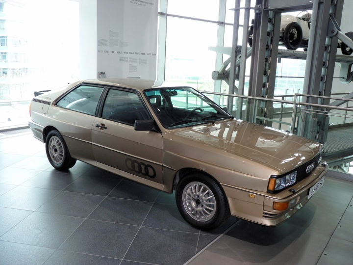 1982 - Audi Quattro