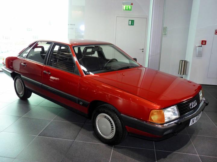 1983 - Audi 100