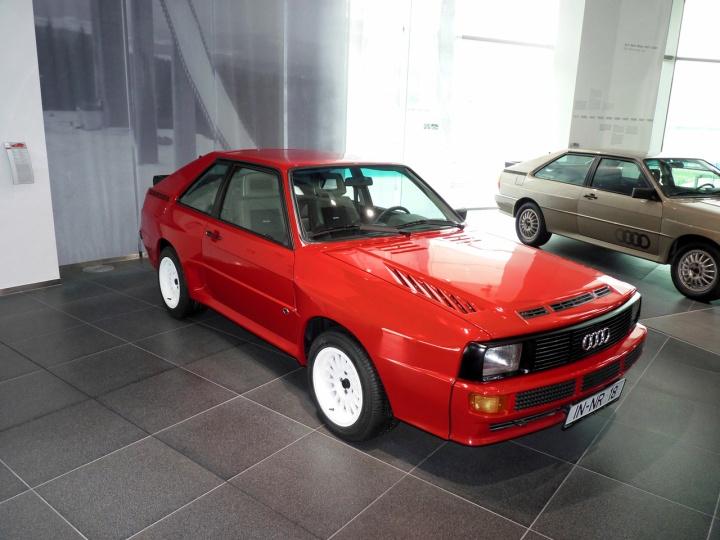 1984 - Audi Sport Quattro