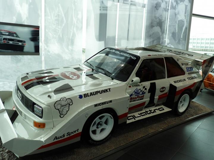 1987 - Audi Sport Quattro S1