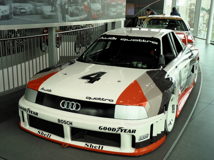 1989 - Audi 90 Quattro