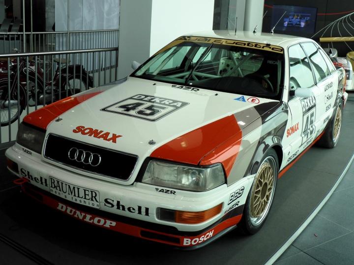 1991 - Audi V8 Quattro