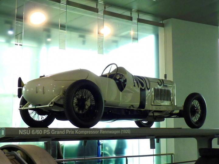 1926 - NSU 6-60PS
