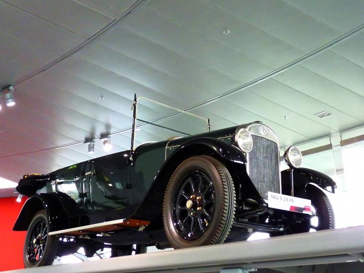 1927 - NSU 5-25PS