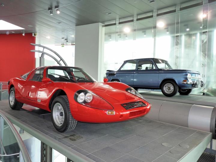 1971 NSU Thurner RS - 1970 NSU 1000 TTS