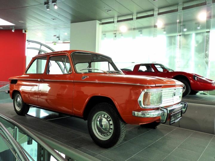 1972 - NSU 1200C