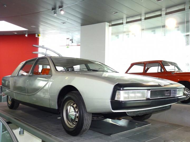 1973 - NSU Ro80 Pininfarina