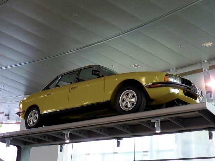 1977 - NSU Ro80 KKM