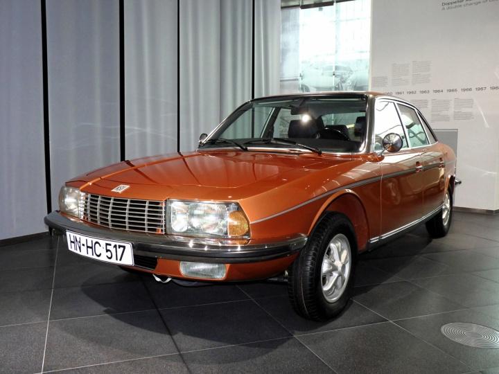 1977 - NSU Ro80