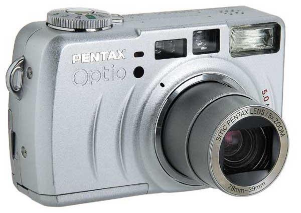 Pentax 555