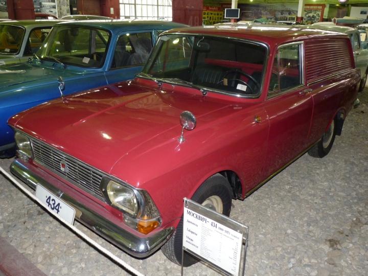 Moskvitch 434