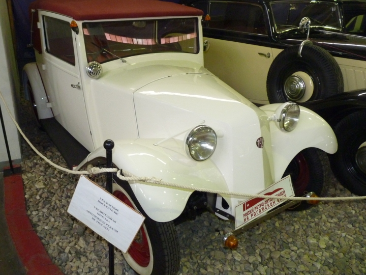 Tatra 57C