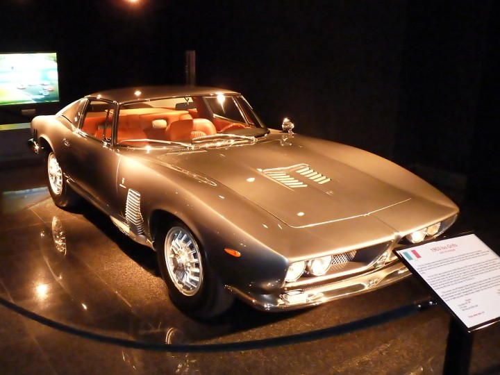 Iso Grifo A3/L