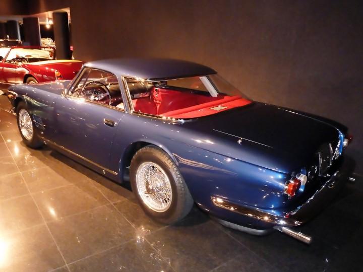 Maserati 5000 GT Allemane
