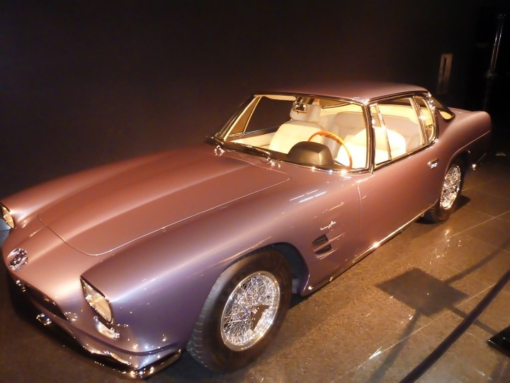 Maserati 5000GT Frua