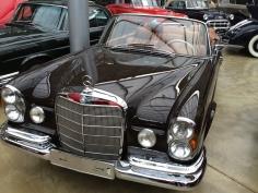 Mercedes W111 Предположительно 1961 года выпуска